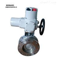 廠家推薦伯納德不銹鋼防爆型電動四氟蝶閥