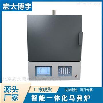 HDZN-6500智能馬弗爐煤炭化驗技術為先高溫爐操作簡單