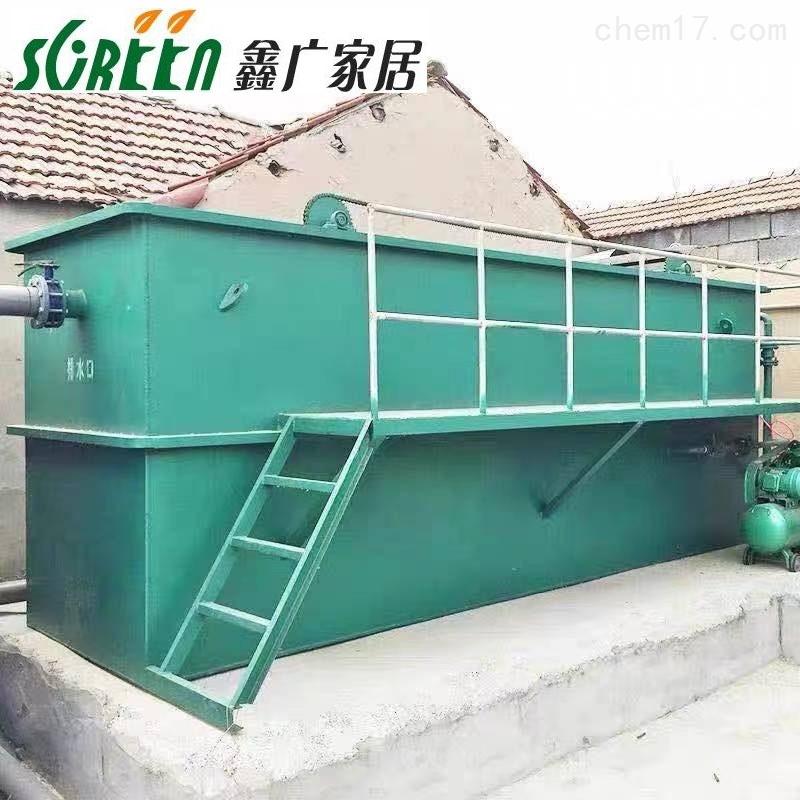 潍坊一体化污水处理设备,废水过滤