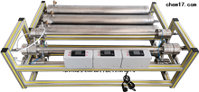 NYC-YM-2X流体分配-预混-过程强化微反应器