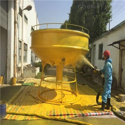 水利系统聚脲防水涂料耐磨抗渗性