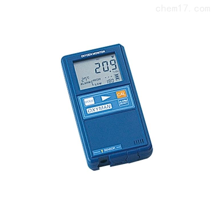 热销检测仪器*日本泰荣氧气测试仪