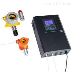固定式多通道可燃气体报警控制器检测主机