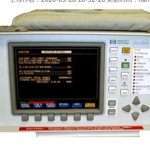 37718A误码分析仪安捷伦Agilent37718BC维修