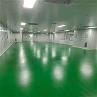 HZD青岛洁净车间安装施工进度控制