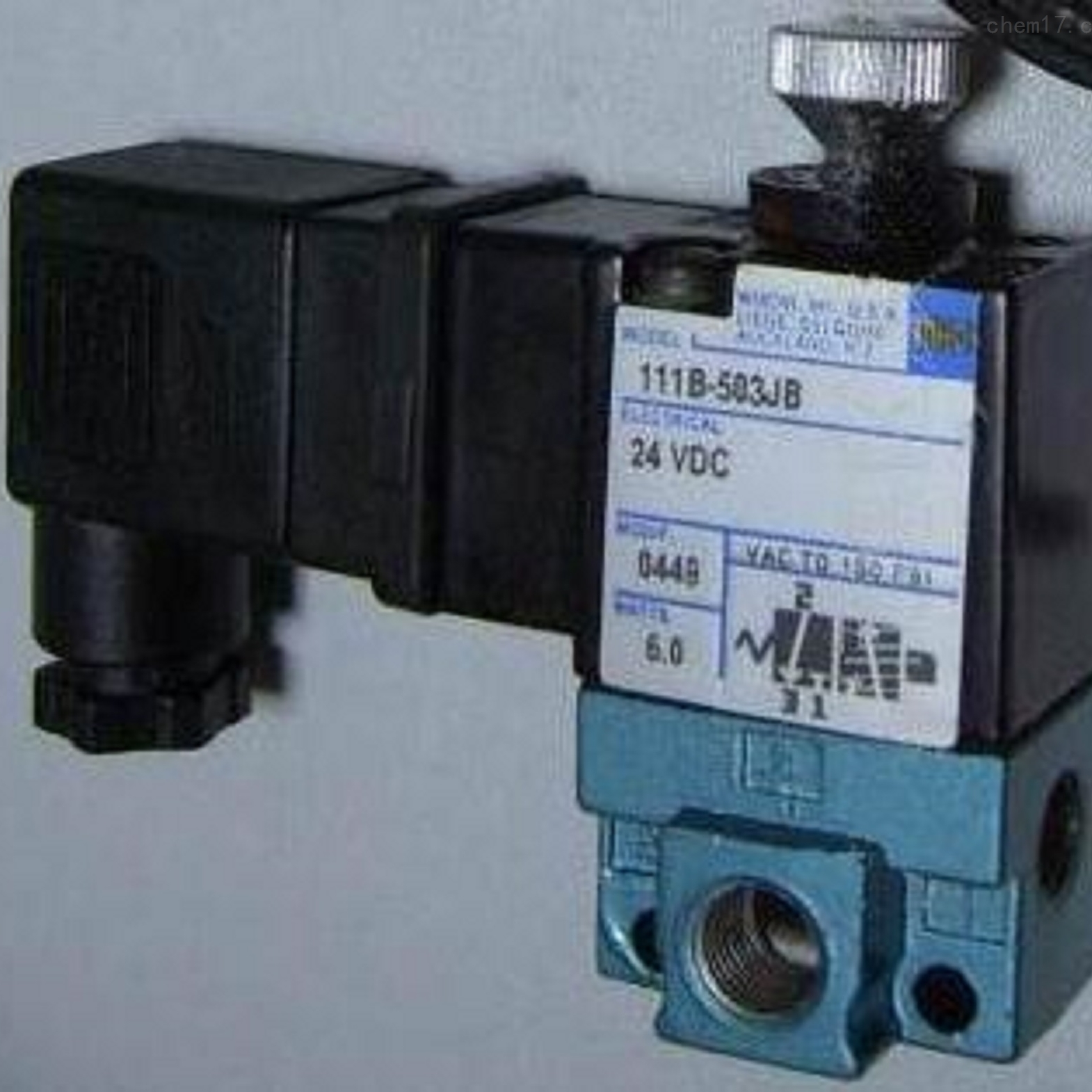 美国MAC电磁阀33系列