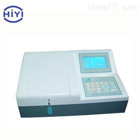 半自动临床生化分析仪