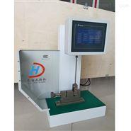 电子悬臂梁冲击试验机触摸屏加PLC控制