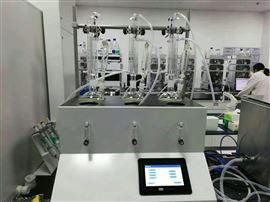 QYSO2-3z三联二氧化硫检测仪带磁力搅拌装置