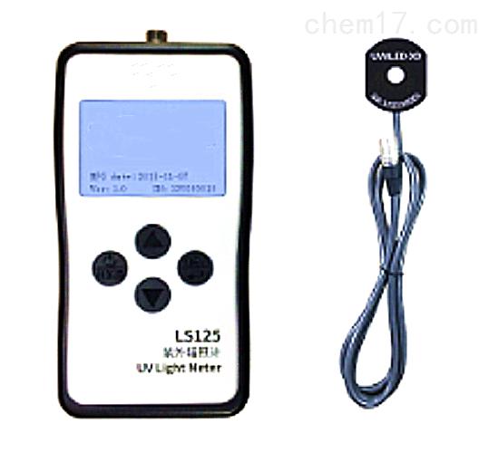 數字式紫外輻射照度計