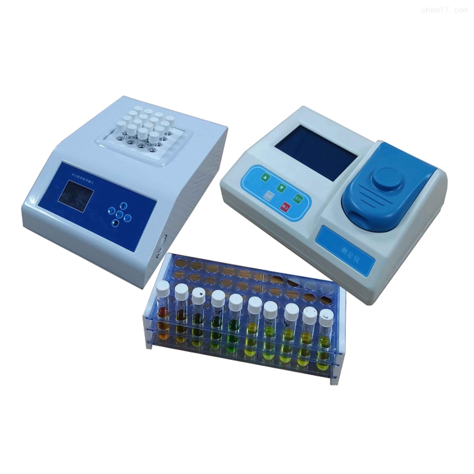 水质分析仪器 经济型COD快速测定仪