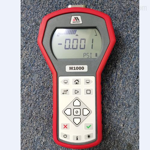 Meriam M1000系列数字压力计