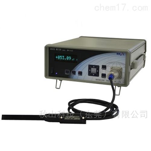 日本emic电子磁业便携式高斯计GM-301
