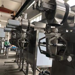 安徽信远江西抚州自动定量粉剂包装机