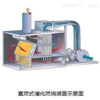 徐州催化燃烧rco废气处理装置原理