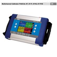 WIKA威卡便携式多功能校准仪Pascal ET