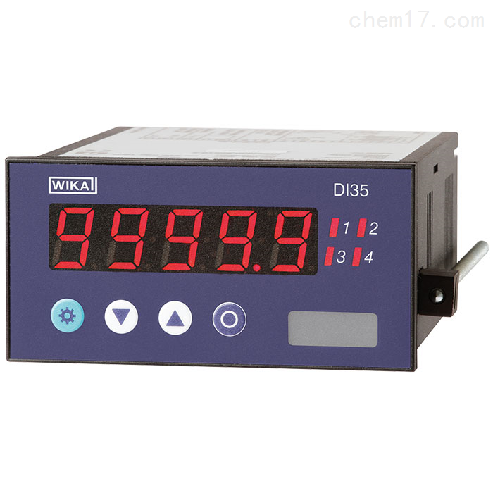 WIKA威卡高质量面板安装型数显仪DI35