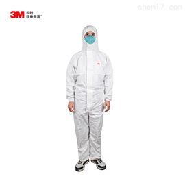 3M防护服连体带帽喷漆服