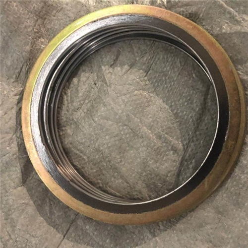 碳鋼內外環金屬纏繞墊片