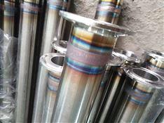 青岛医用不锈钢卫生级管道纯化水管道安装