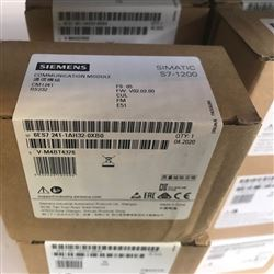 6ES7241-1AH32-0XB0永州西门子S7-1200PLC模块代理商