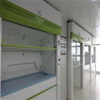 YJT06湛江节约省电变频通风柜全钢材质