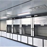 P28实验室通风系统 实验台通风橱 全钢通风柜