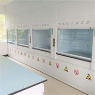 YJ-TFG09山东水质检测实验室通风橱PP桌上型通风柜