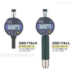 日本得乐TECLOCK硬度计GSD-720J-L