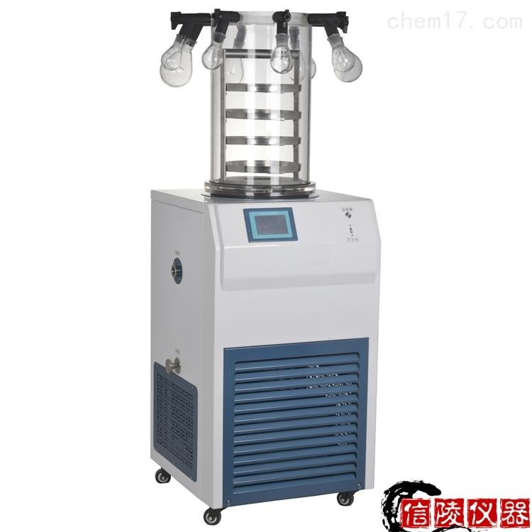 LGJ-10多歧管科研冷冻干燥机
