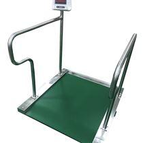 QY可以称人和轮椅的不锈钢体重秤