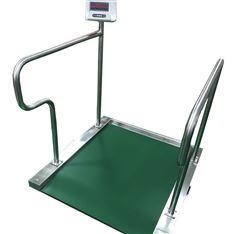 双扶手医用透析轮椅秤厂家直供