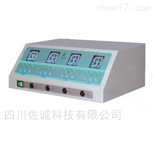 QX2001-AIII型中频经络通治疗仪(语音台式)