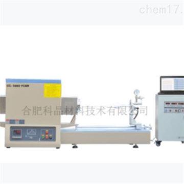 GSL-1600X-FS3KW1600°C水平式閃燒爐