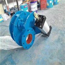BZ643TC气动陶瓷旋转阀 陶瓷气动圆盘阀