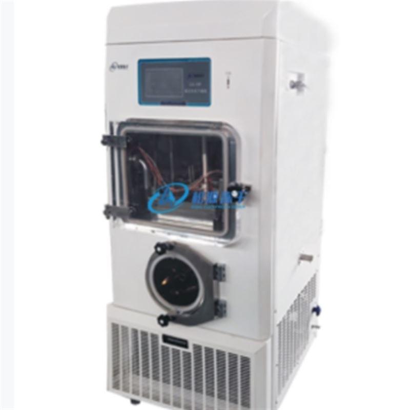 LGJ-20F压盖型(0.2㎡硅油加热)