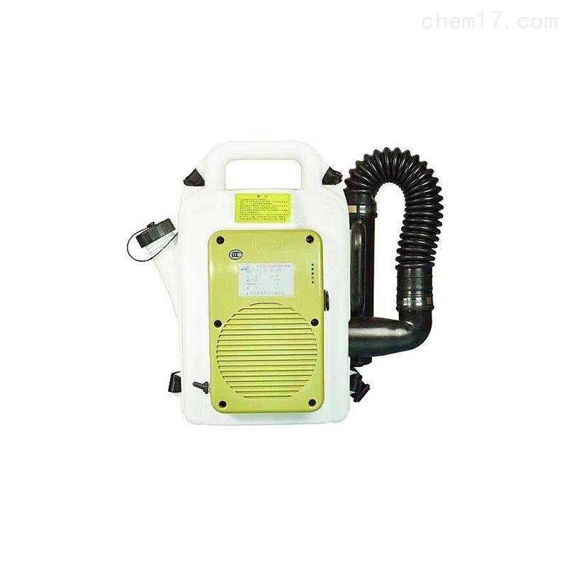背负式蓄电池低量喷雾机