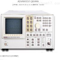 Q8344A光谱分析仪爱德万Advantest描述价格