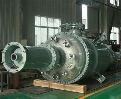 5000L高温高压高转速加氢反应釜
