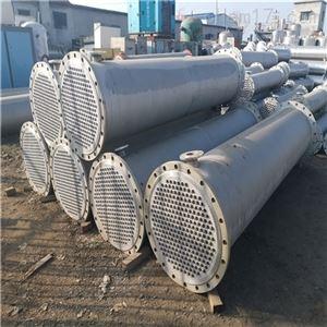 二手钛钢冷凝器回收价格