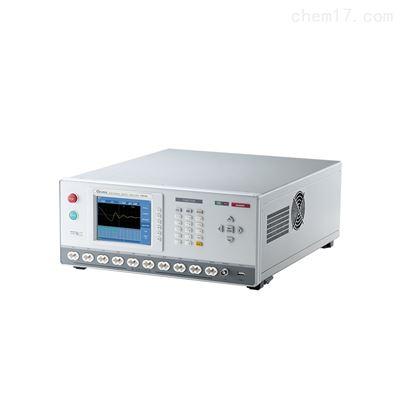 chroma19036线性元件电气安规扫描分析仪