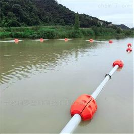 FT1100*1400工程水面抬浮管道水上大口径夹管拦截浮筒