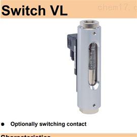VL豪斯派克Honsberg流量显示器指示器变面积