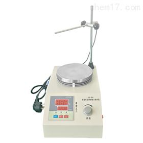 CK85-2A双数显恒温测速磁力搅拌器