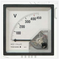 DN96A10/CJ指针式电压表日本横河YOKOGAWA
