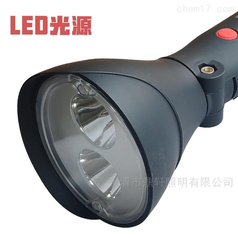 鼎轩照明多功能磁力工作灯电量显示2*3W