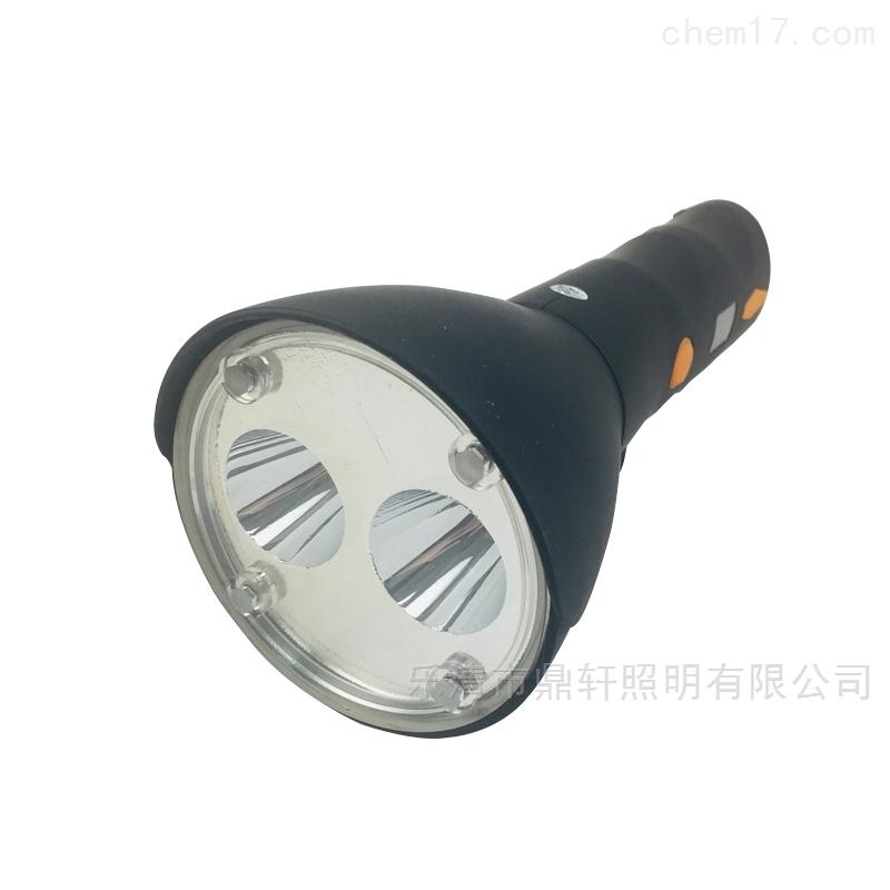 鼎轩照明手电筒手持磁力防爆工作灯电量显示