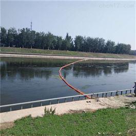 FT200*1000水上拦截浮力拦截水面垃圾拦污浮筒塑料漂排