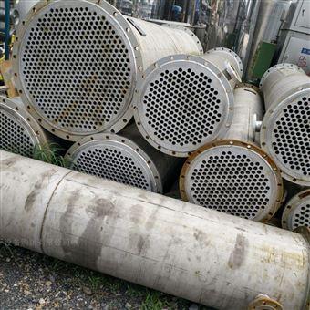 回收二手阿法拉伐换热器
