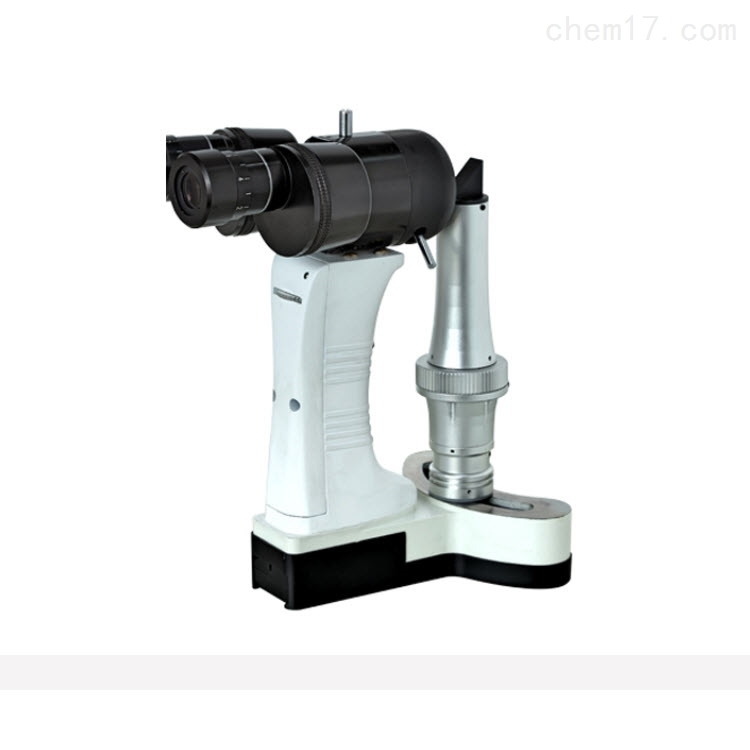 六六YZ3型手持裂隙灯显微镜